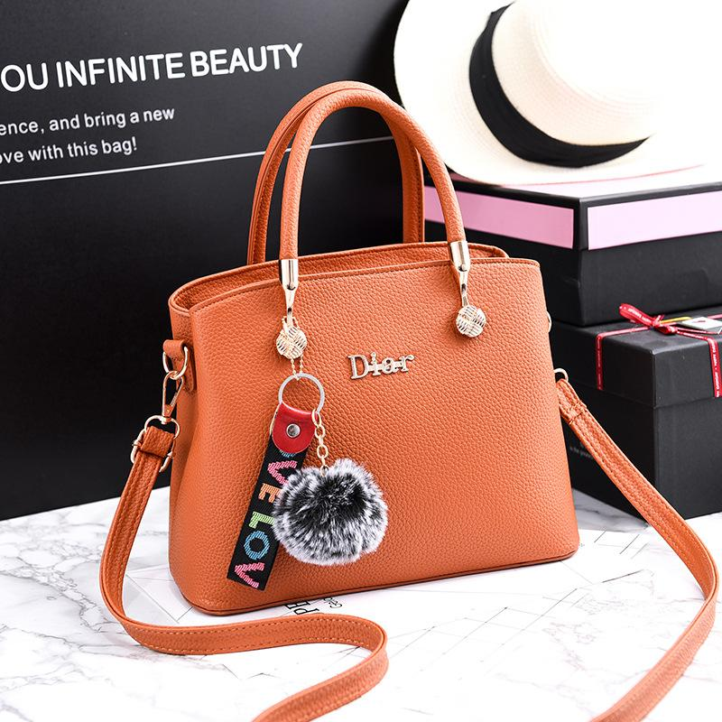 Deals For Female Wedding Hand One Shoulder Bag Red Bags