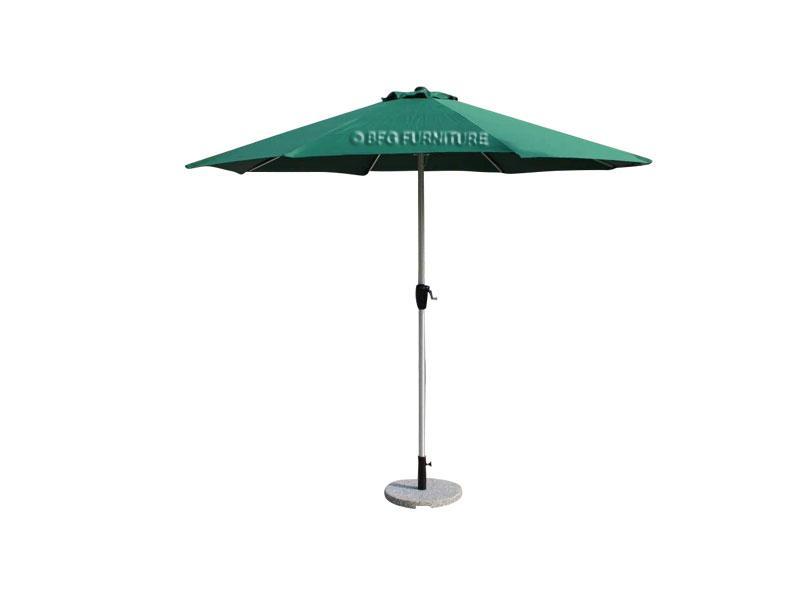 Market Umbrella Parasol - Khaki