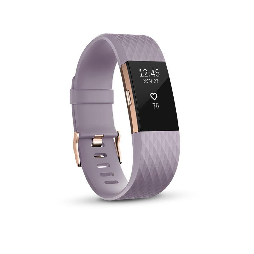 Best Offer Fitbit Charge 2 Special Edition Heart Rate Activity Tracker Large 16 5Cm 20 6Cm