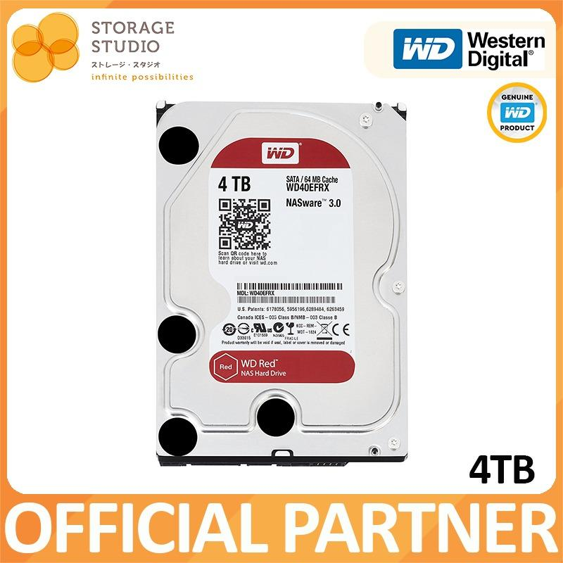 Price Comparisons For Wd Red 4Tb Nas Hard Disk Sata 6Gbs 5400Rpm 64Mb Cache