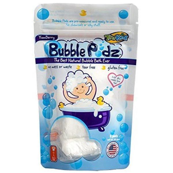 Buy TruKid Yumberry Scented Bubble Podz 8 pcs Singapore