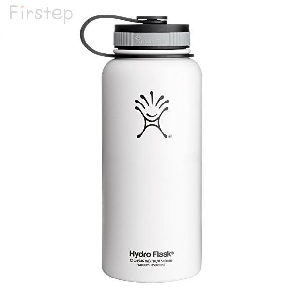 Retail Hydro Flask 32Oz 946Ml Hydro Flask Bottle Vacuum Insulated Stainless Steel Water Bottle Outdoor Coolers Stainless Steel Insulation Cup Cars Beer Thermos Standard Mouth With Loop Cap
