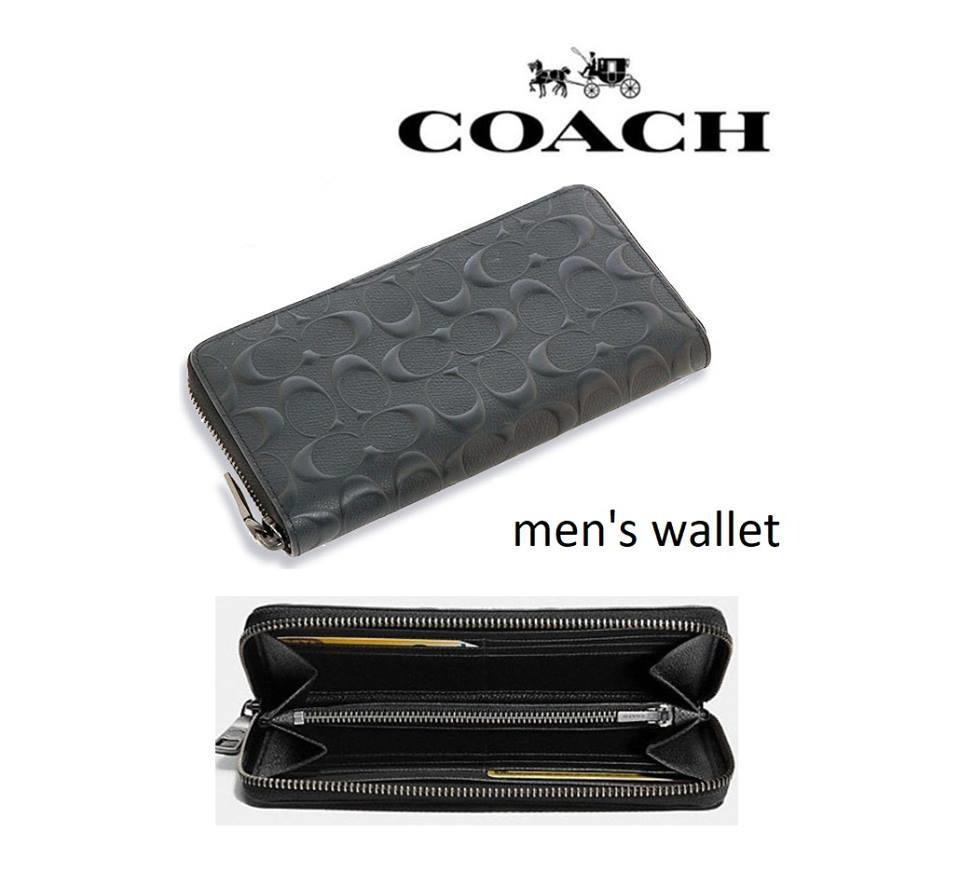 Latest Coach Men Wallets Accessories Products Enjoy Huge