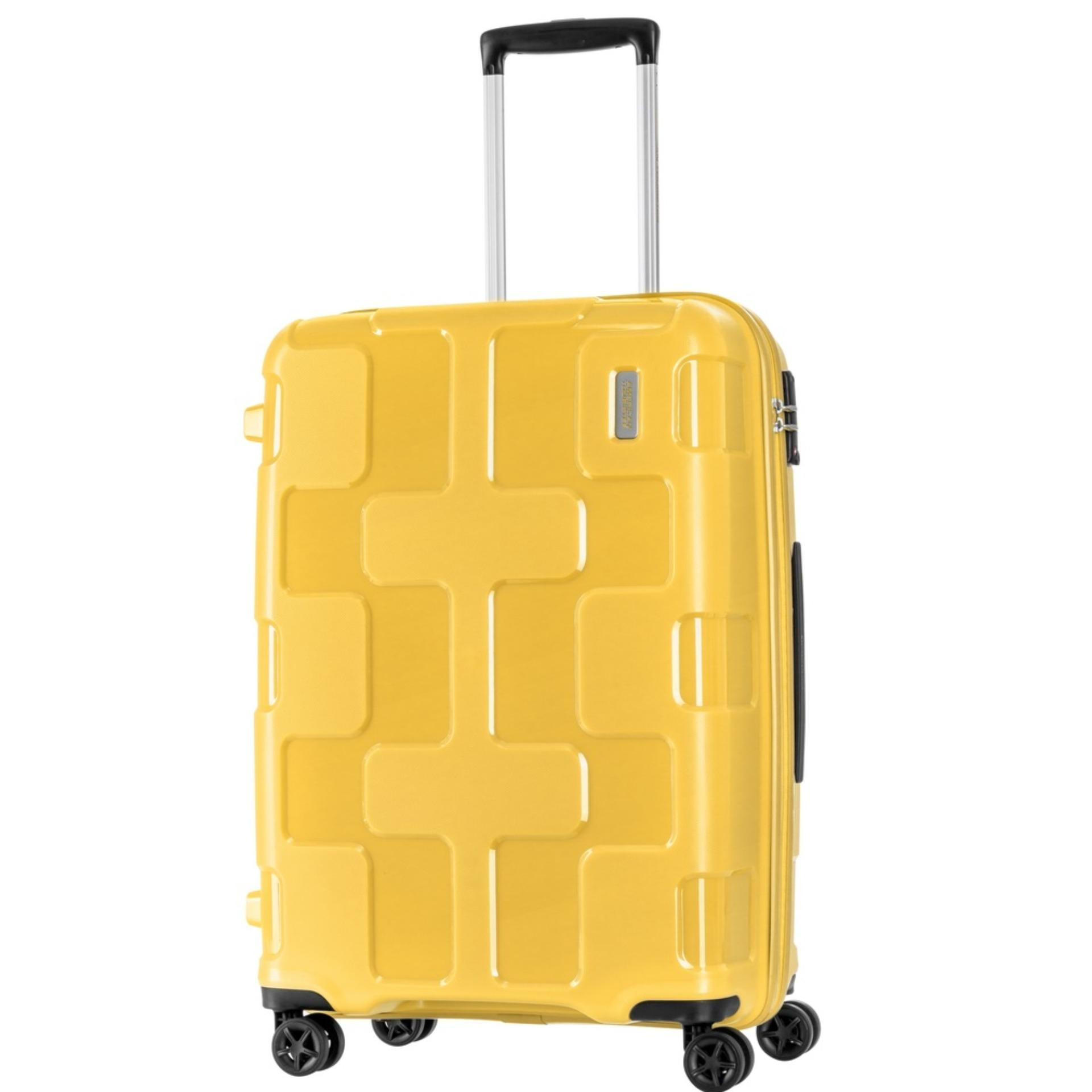 Cheap American Tourister Rumpler Spinner 68 25 Tsa Golden Yellow Online