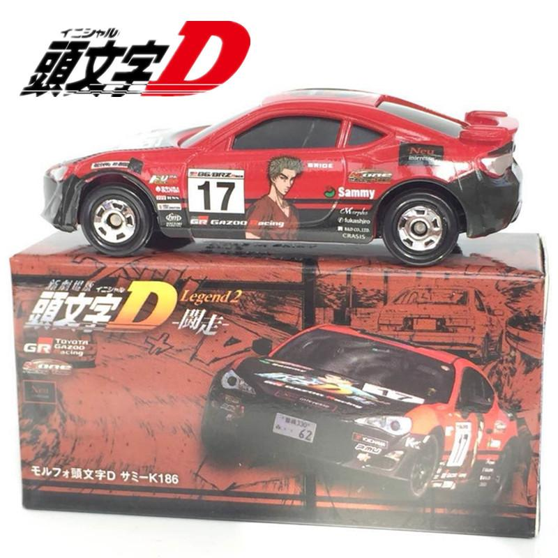 Tomy AE86 boy's car model Models