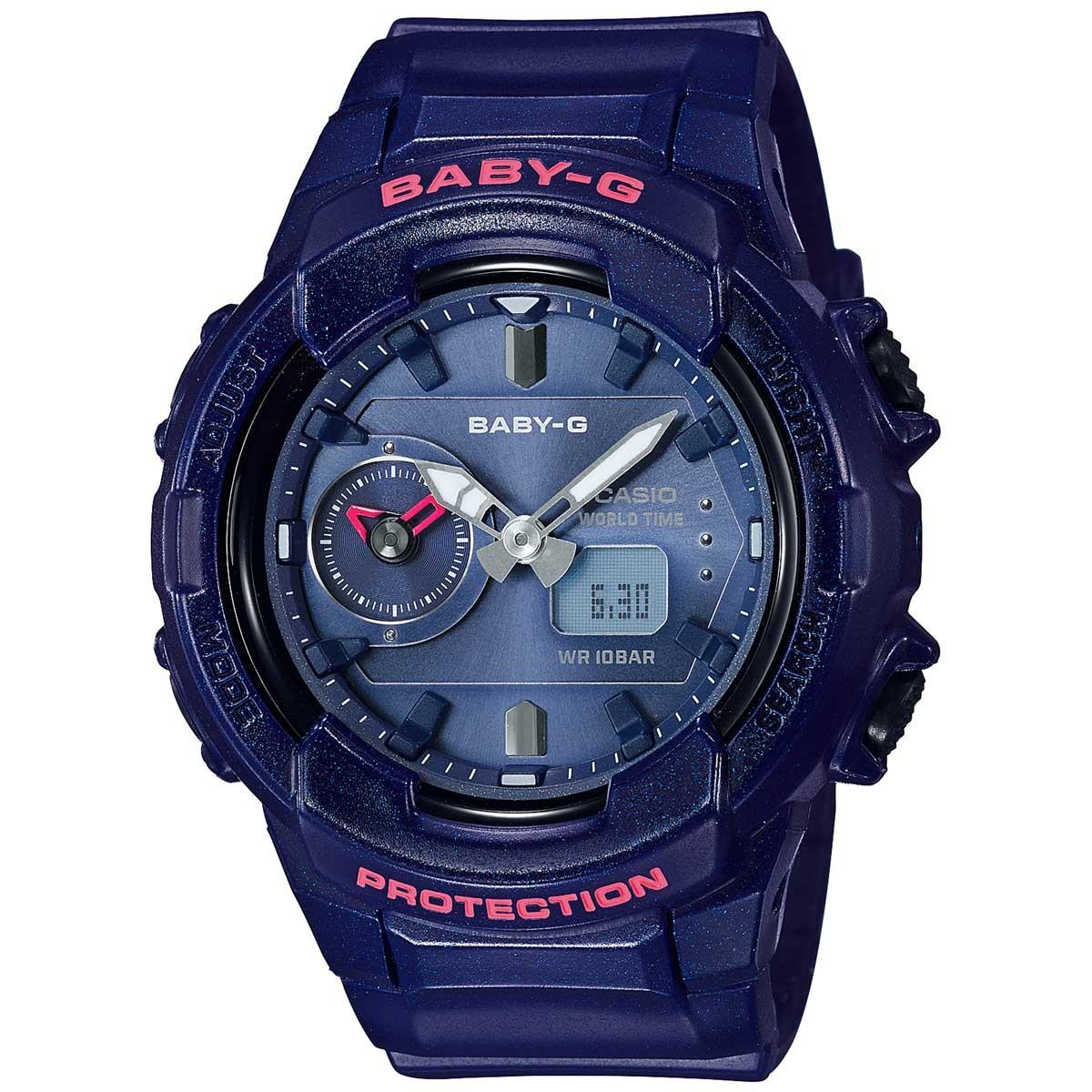Latest Casio Baby G Watches Products Enjoy Huge Discounts Lazada Sg Ba 112 7a Navy Blue Standar Ana Digi Sport Ladies Watch Bga 230s