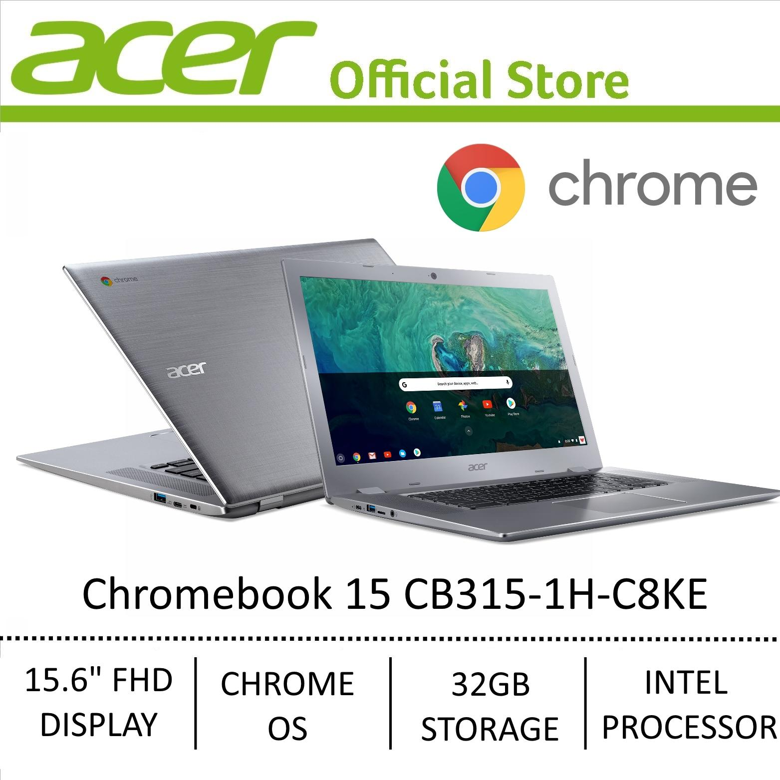 Acer Chromebook 15 Cb315-1h-C8ke By Acer Official Store.
