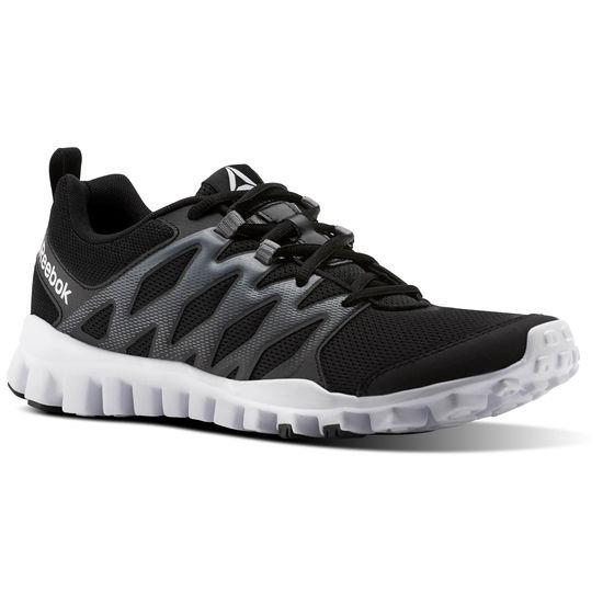 Shop For Reebok Men S Realflex Train 4 Sneakers Cn1168