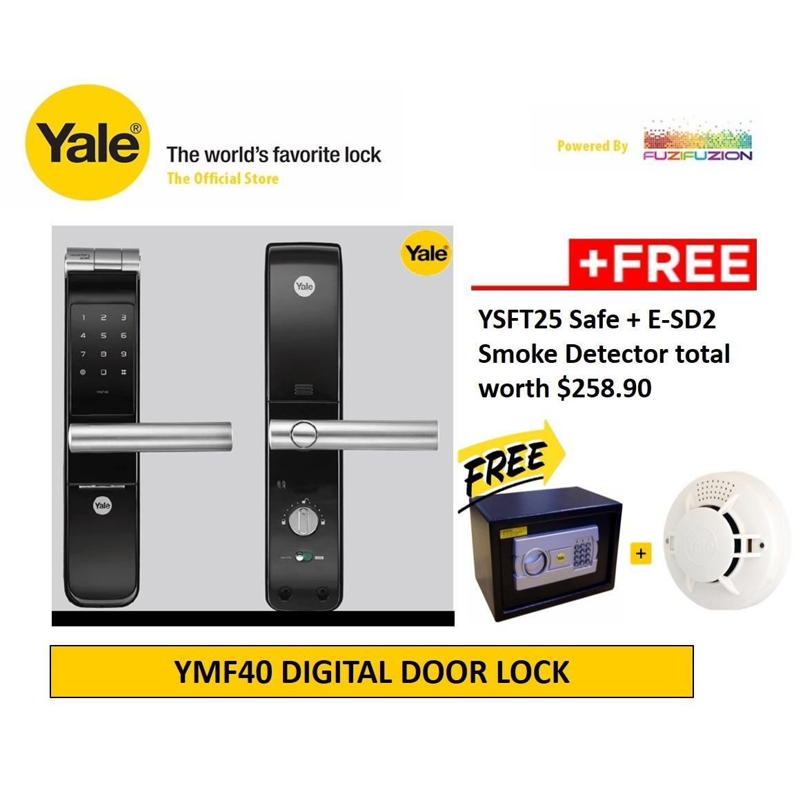 Who Sells Yale Biometric Mortise Lock Ymf40
