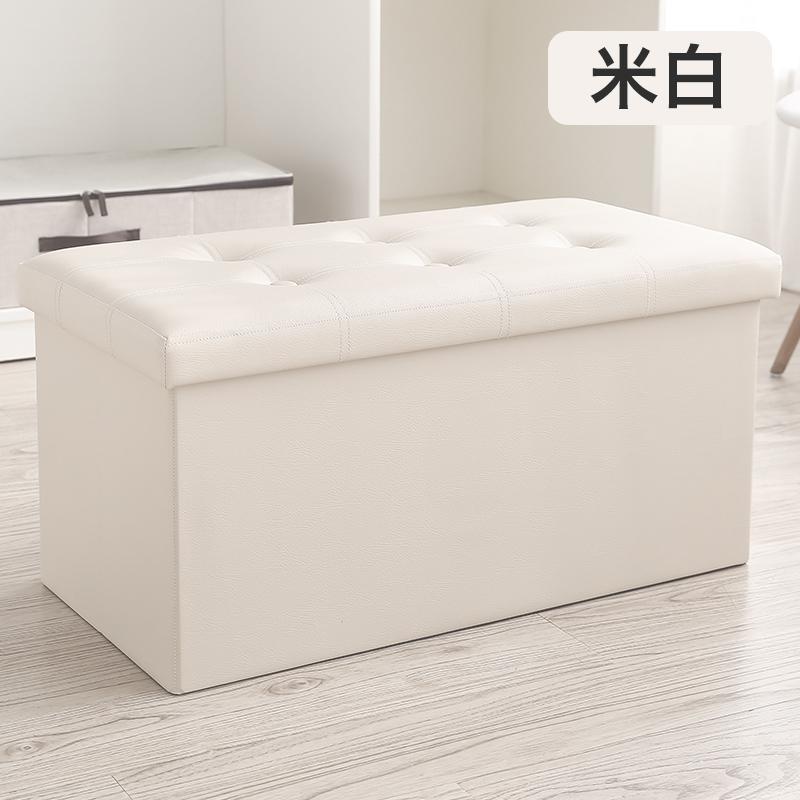 Leather multi-functional chuang wei ju folding sofa deng storage chair