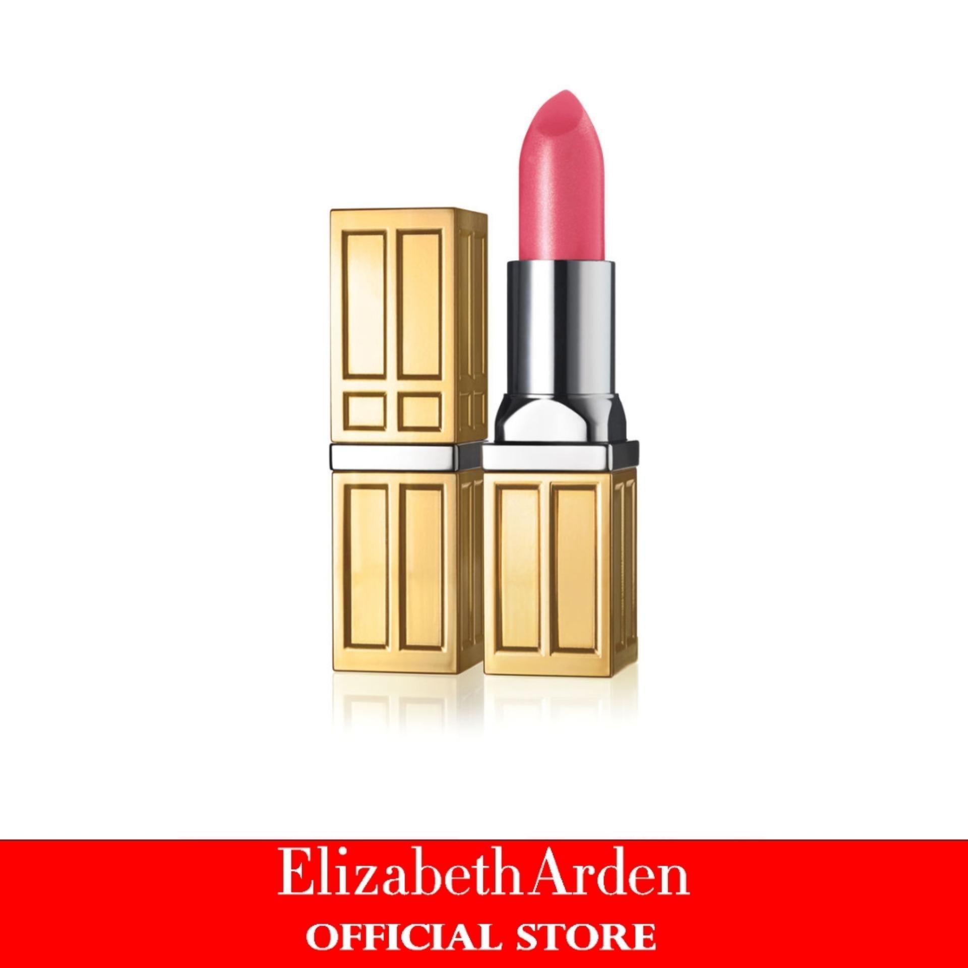 Sale Elizabeth Arden Beautiful Color Moisturizing Lipstick 3 5G Pink Pink Singapore Cheap