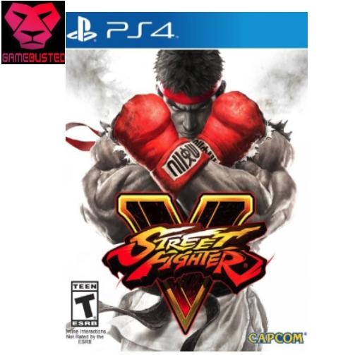 Sale Ps4 Street Fighter V R1 All Capcom Cheap