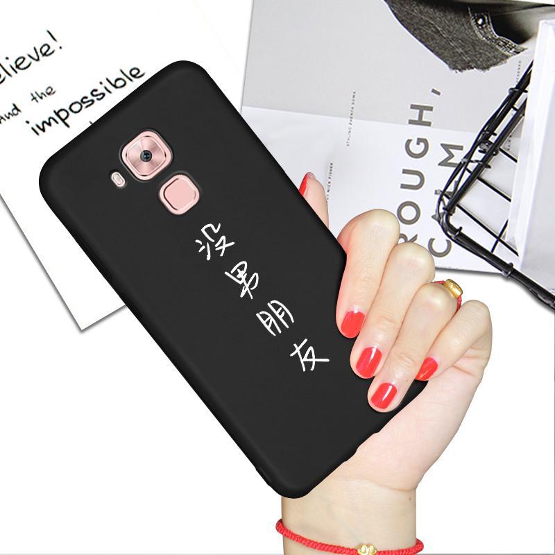 Handphone Huawei Cangkang G9plus Karakter Imut Silikon Lima