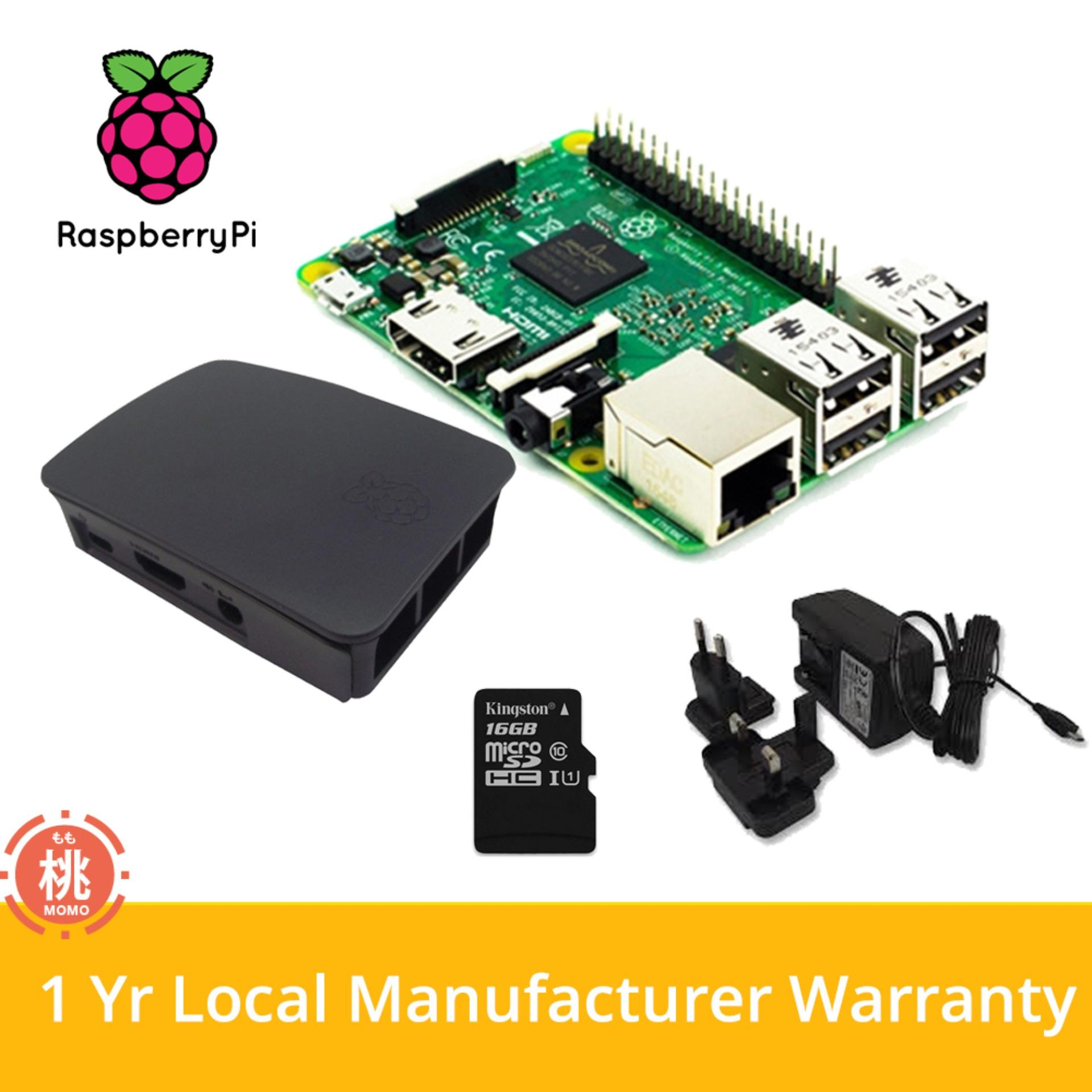 Raspberry Pi 3 B Starter Kit Discount Code