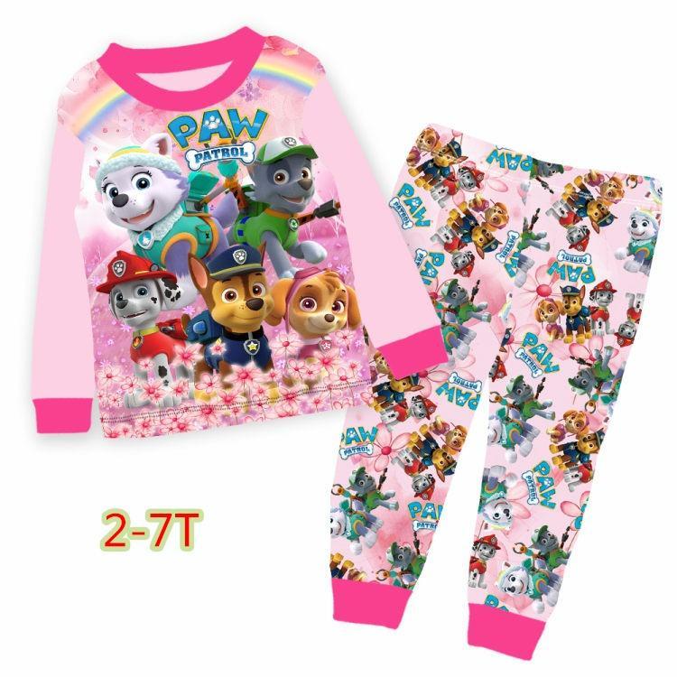 Sales Price Air Con Friendly Paw Patrol Long Sleeve Pajama