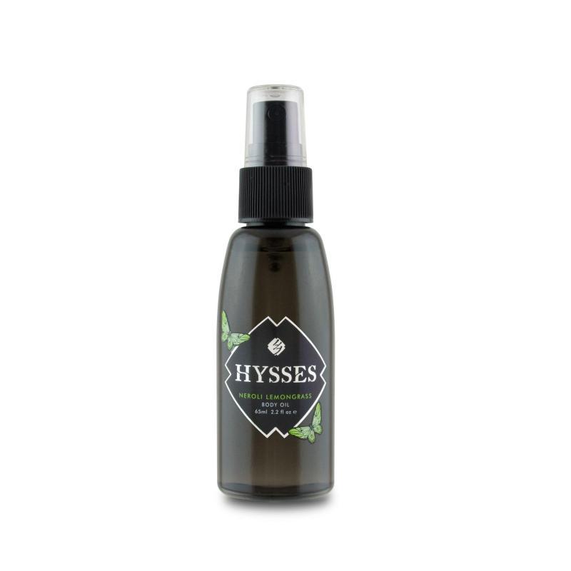 Buy Hysses Neroli Lemongrass Body Oil 65ml Singapore