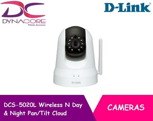 Store D Link Dcs 5020L Wireless N Day Night Pan Tilt Cloud Camera D Link On Singapore