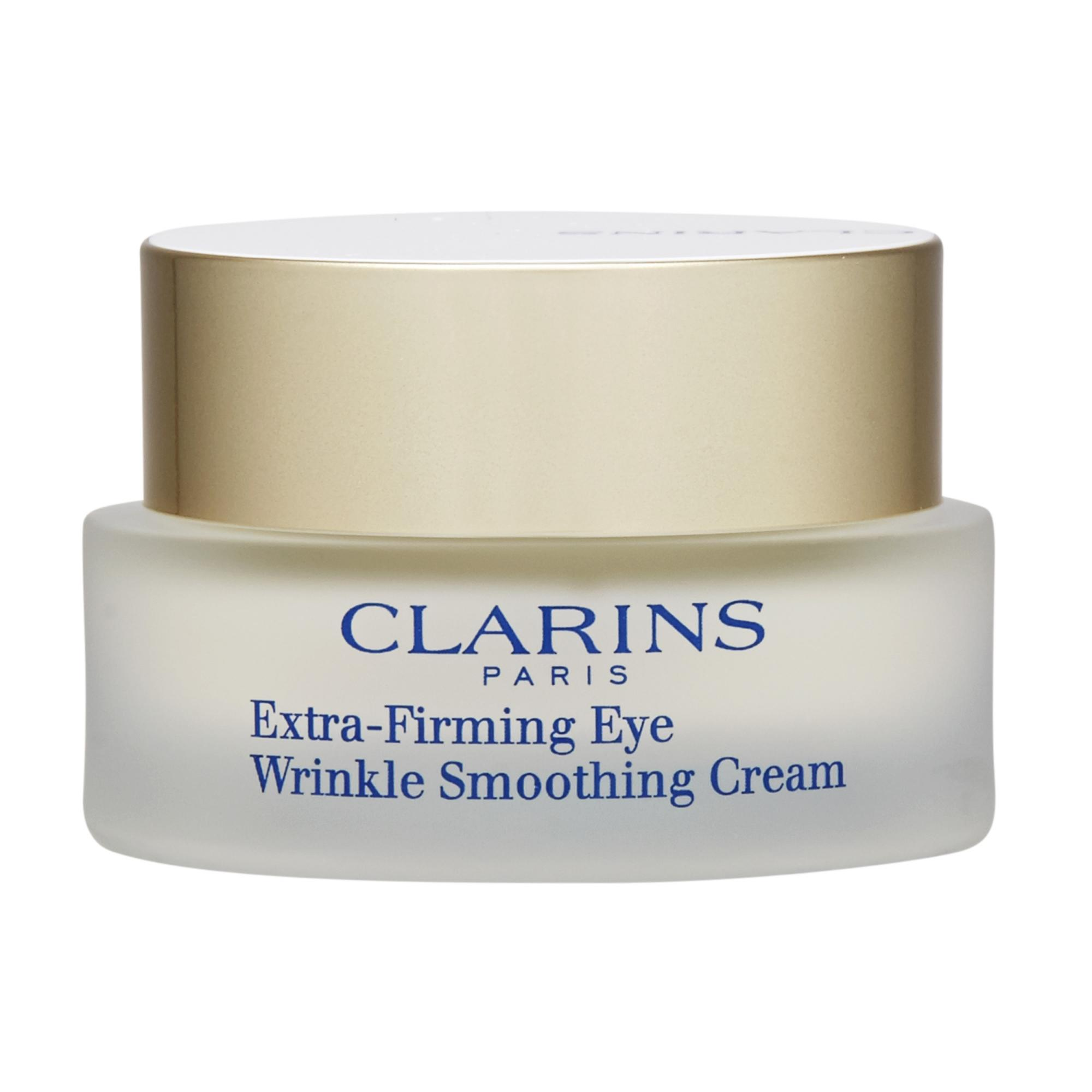 Recent Clarins Extra Firming Eye Wrinkle Smoothing Cream 15Ml 5Oz Intl