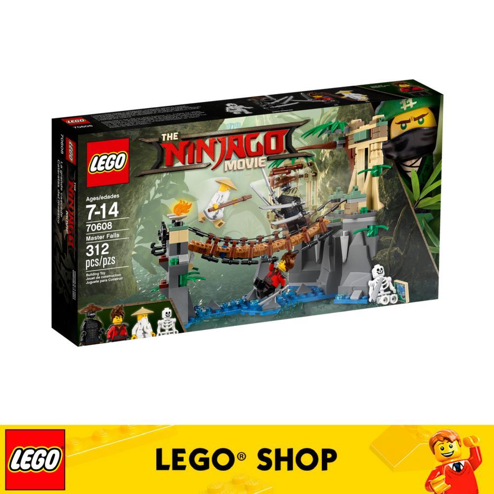 Lego® Ninjago Master Falls 70608 For Sale