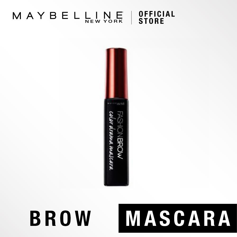 Price Maybelline Fashion Brow Color Drama Mascara Maybelline Original