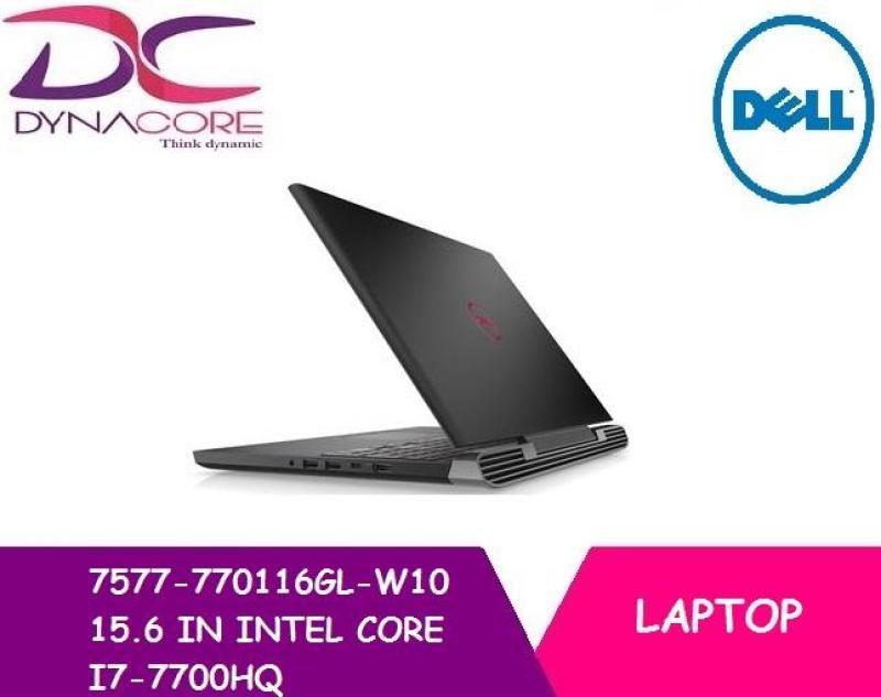 BRAND NEW DELL GAMING LAPTOP 7577-770116GL-W10 15.6 IN INTEL CORE I7-7700HQ 16GB 256GB SSD +1TB HDD WIN 10