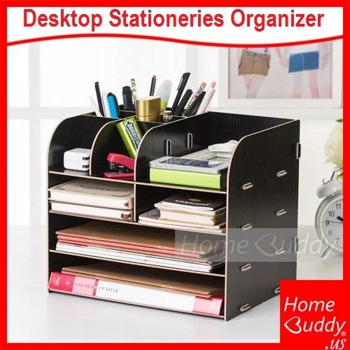 Desktop Stationeries Organizer Dso Ready Stocks 2 4Workdays To Reach You Homebuddy Acev Pacific Price