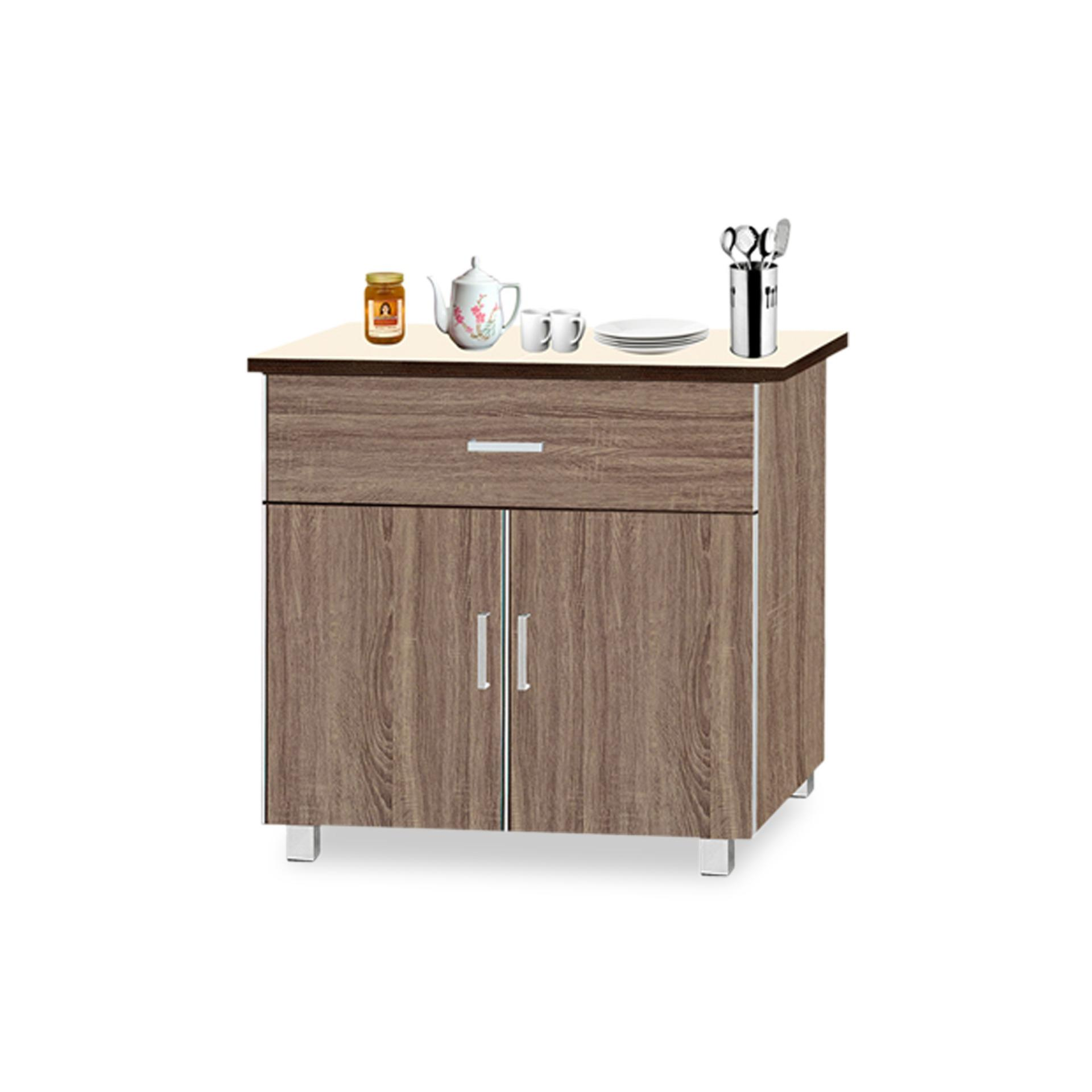 Joshua Dining Cabinet (FREE DELIVERY)(FREE ASSEMBLY)