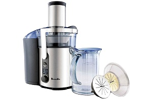 The Breville Ikon Froojie Juicer
