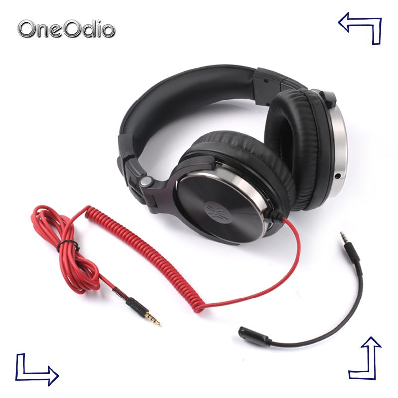 Oneodio Gaming Headphones With Microphone For Phone Computer PC Gamer Headset Hifi Stereo Wired Over Ear