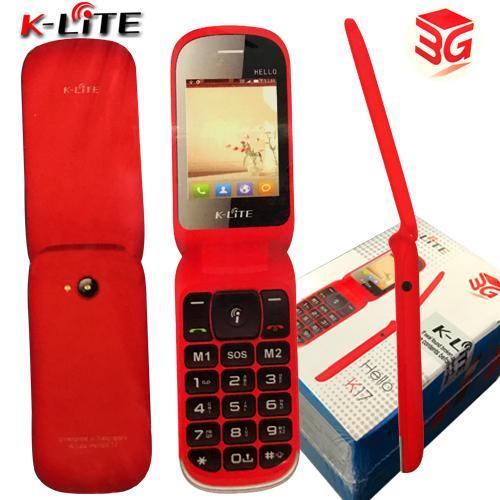 How To Buy K Lite K17 3G Dual Sim Flip Phone Local 1 Year Warranty