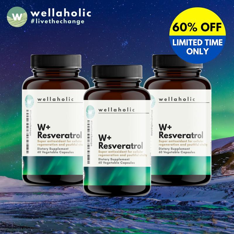 Cheap W Resveratrol Bestseller Value Pack Of 3 Online