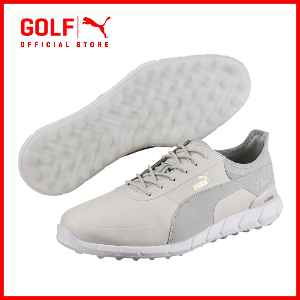 Puma Golf Men Ignite Spikeless Lux Footwear Footwear Vaporous Gray Gray Violet Cheap
