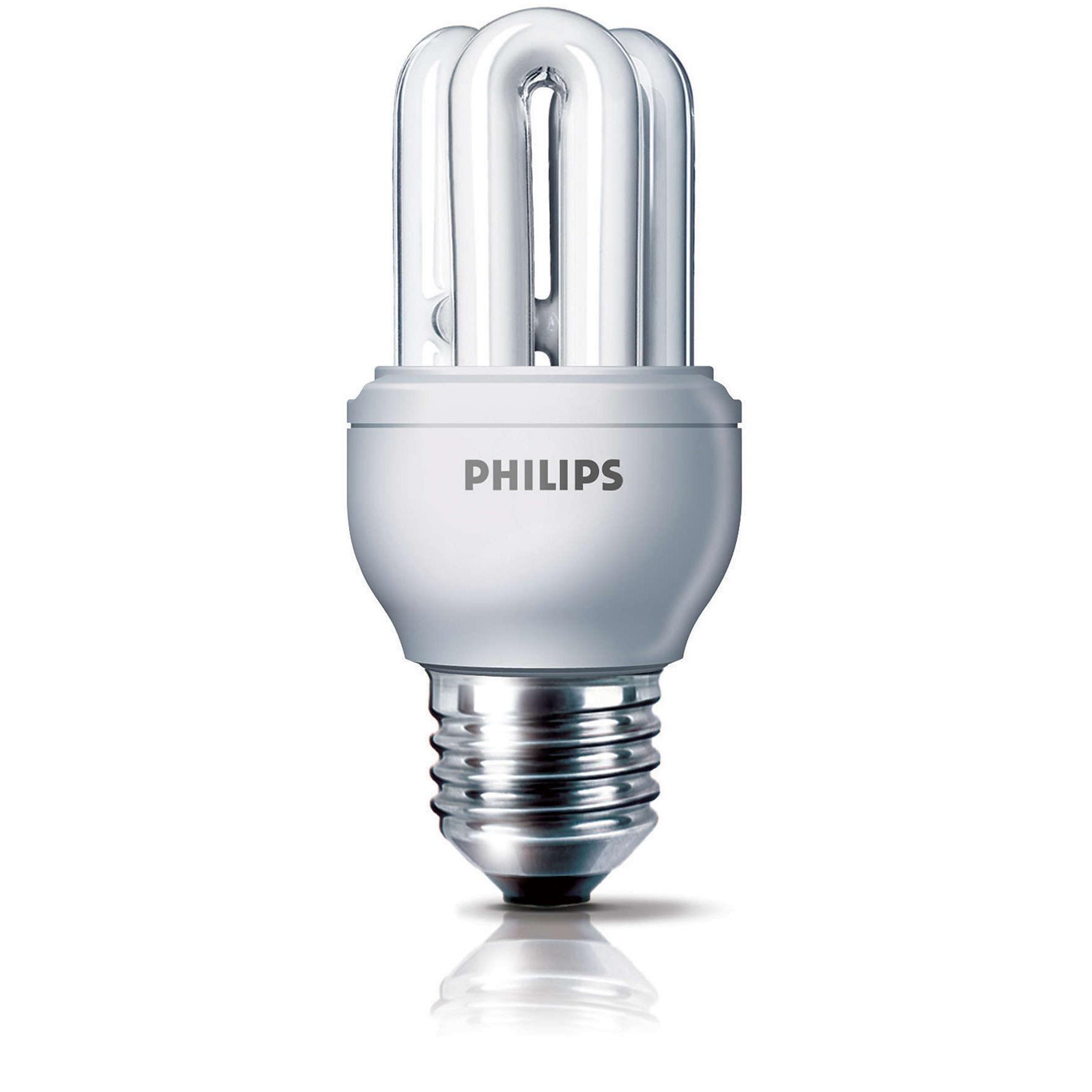 PHILIPS Genie Stick Energy Saving Bulb 8W E27 220 - 240V Cool Daylight 8710163221779 Singapore
