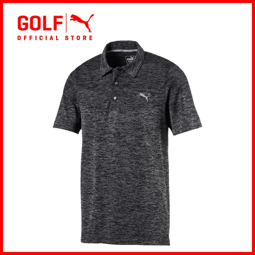 Get The Best Price For Puma Golf Men Evoknit Polo Puma Black