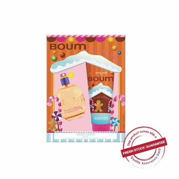 Jeanne Arthes Boum Sweet Lollipop Gift Set Jeanne Arthes Discount