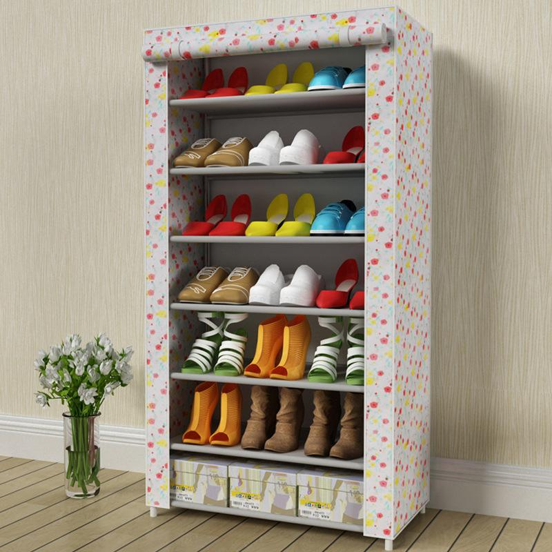 Price Comparisons For Shoe Cabinets Fashion Shoes Cabinet Home Simple Shoe Rack