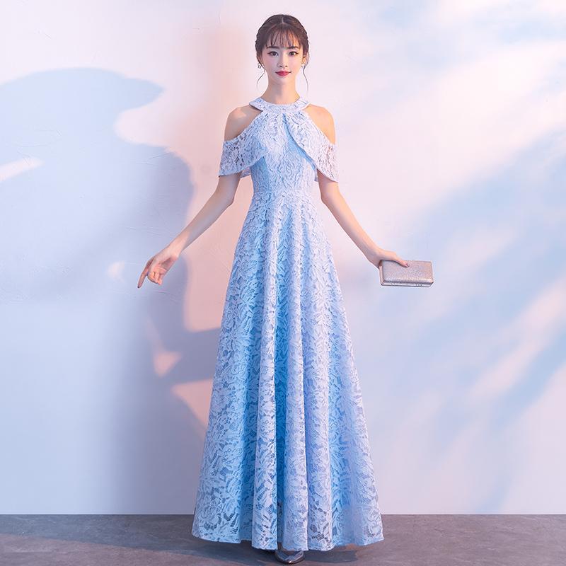 Elegan Baju Pelayanan Busana Pengantin Gaun Pesta Menikah Model Baru