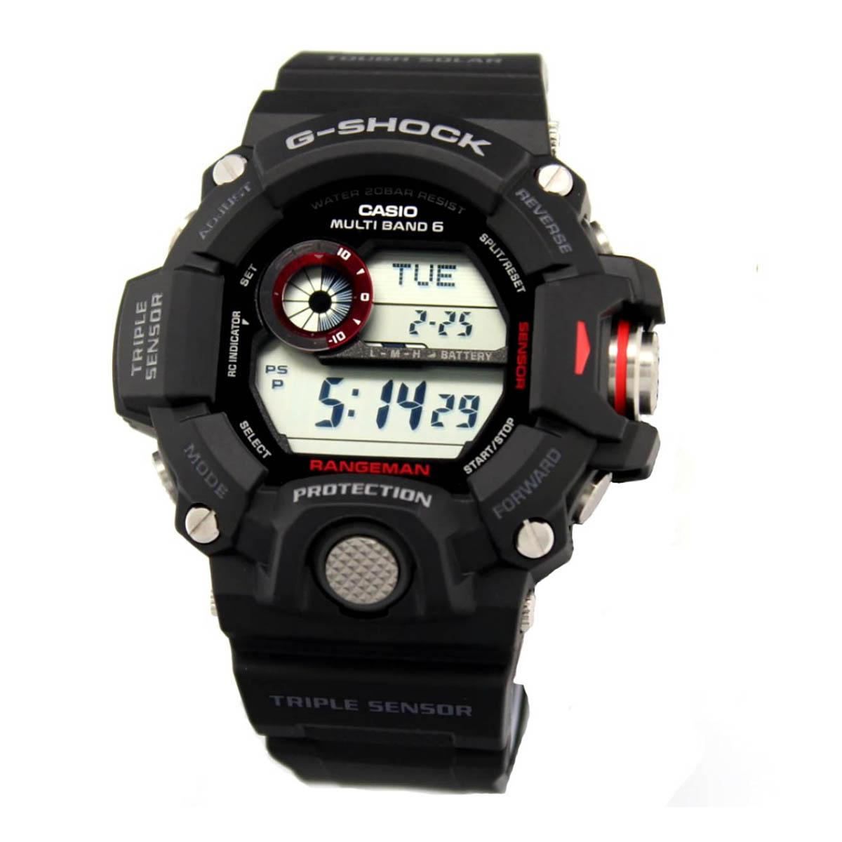 Price Casio Watch G Shock Professional Black Resin Case Resin Strap Mens Gw 9400 1D On Singapore