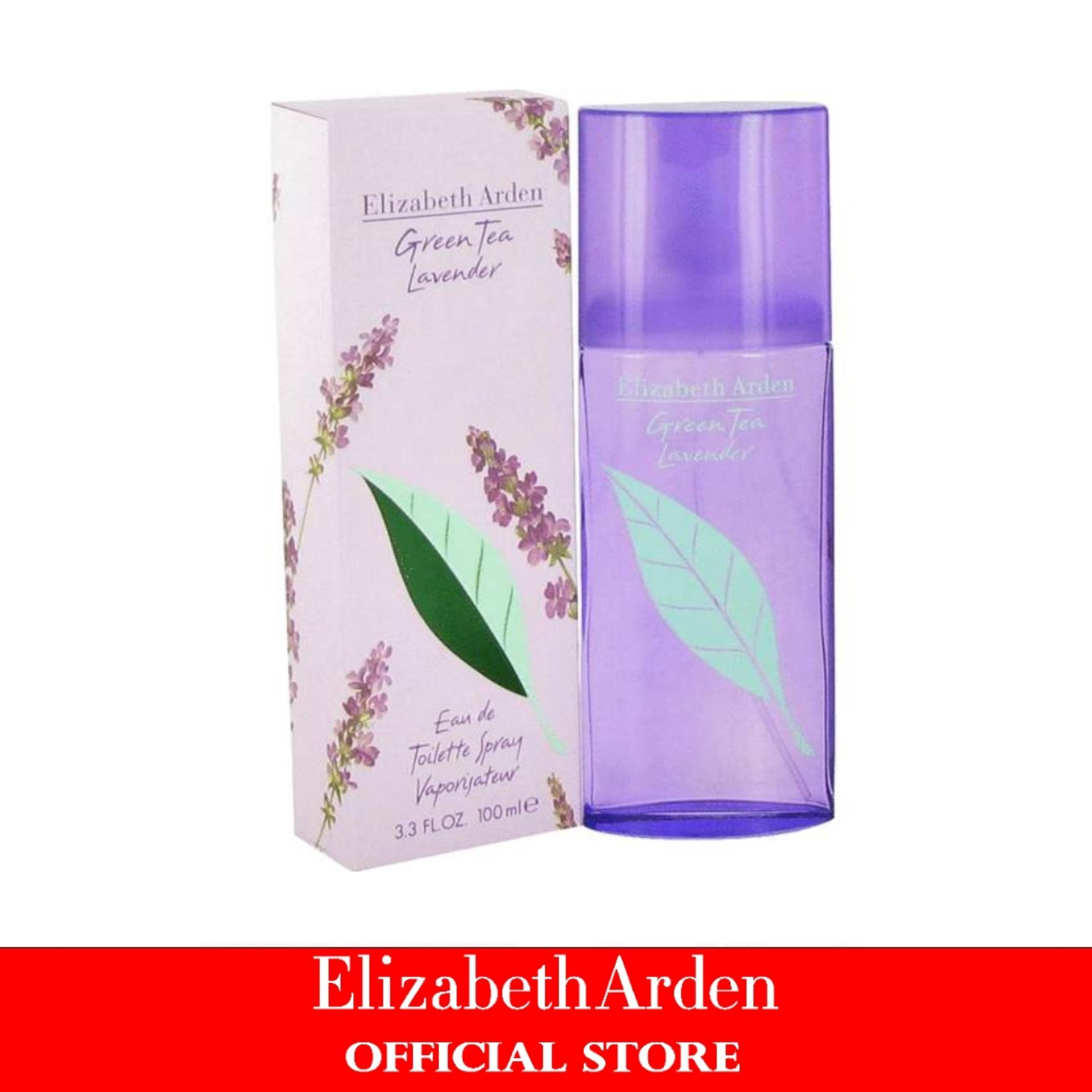 Sale Elizabeth Arden Green Tea Lavender Eau De Toilette 3 3 Oz Elizabeth Arden On Singapore