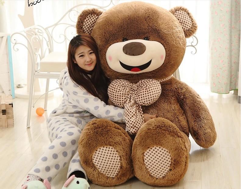 Promo Big Bear G*rl Oversized Teddy Bear Lotso