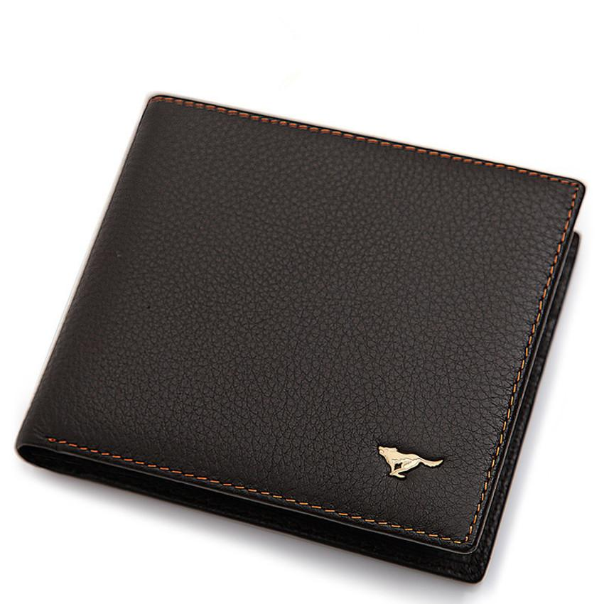 Buy Septwolves Leather Wallet Genuine Top Grain Calfskin Bifold Septwolves Original