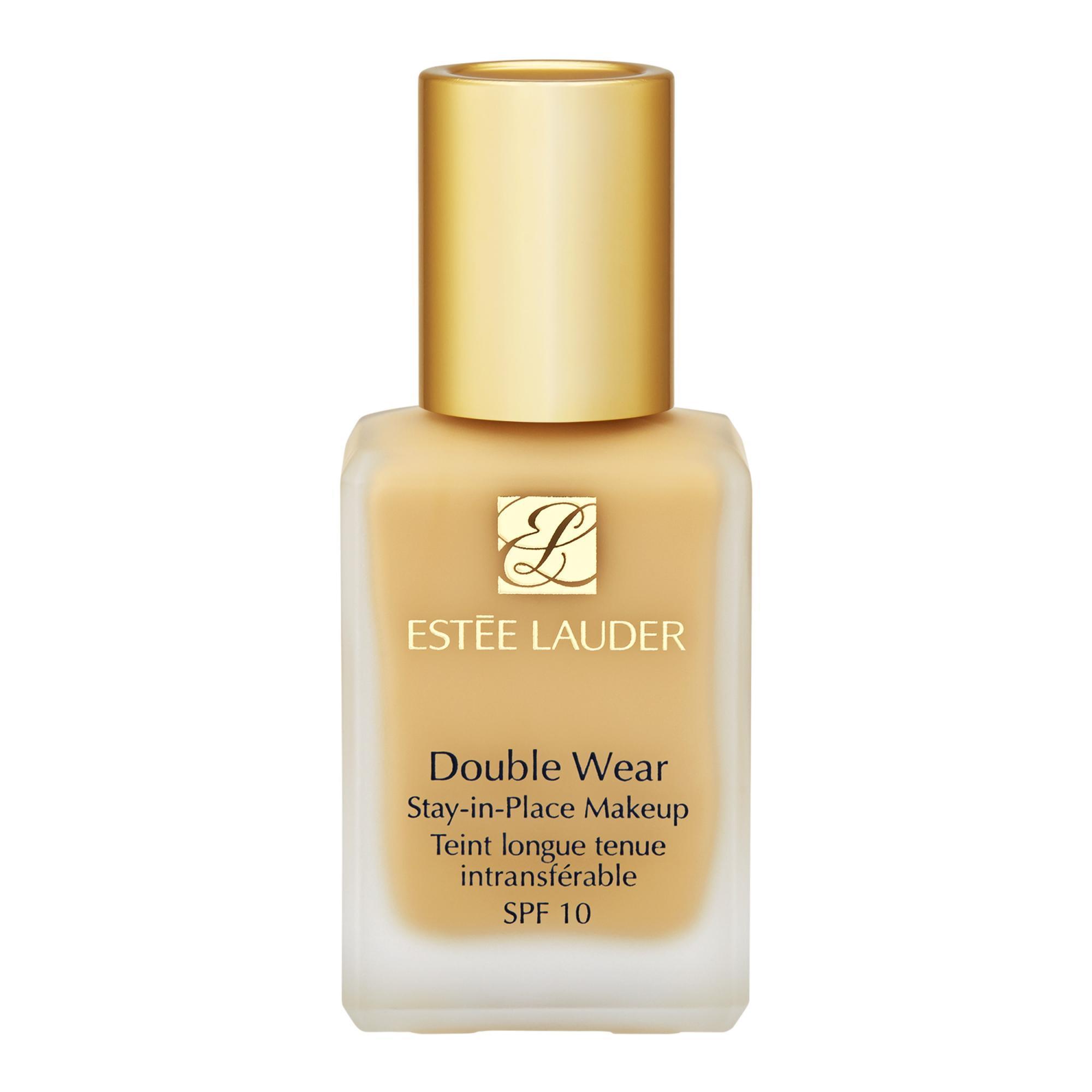 Estee Lauder Double Wear Stay In Place Makeup Spf10 30Ml 1Oz 1W1 Bone 17 Intl Free Shipping