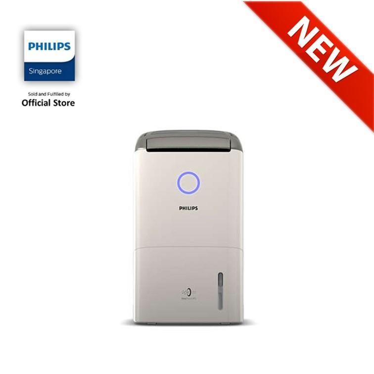 Discount Philips Series 5000 2 In 1 Air Dehumidifier De5205 30