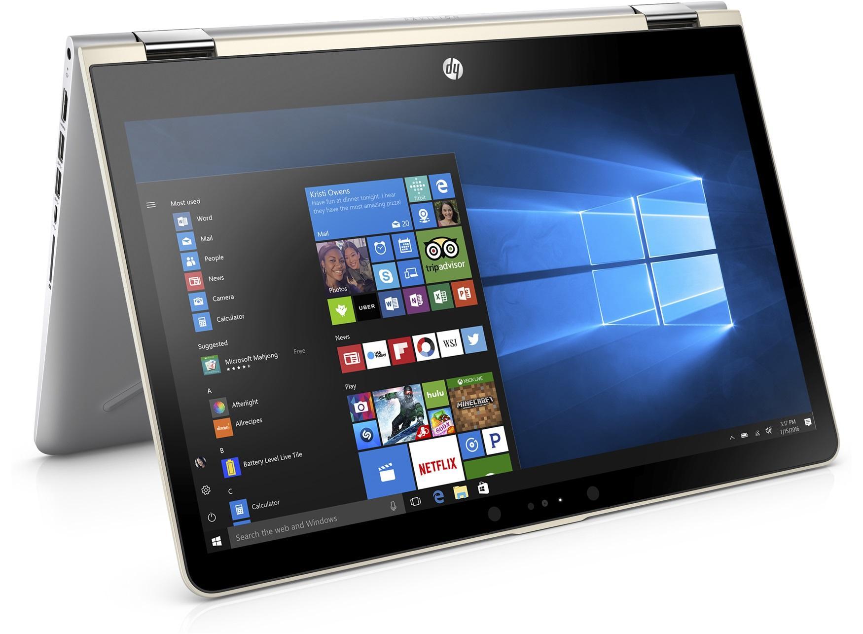 HP Pav x360 Convert 14-ba109TX