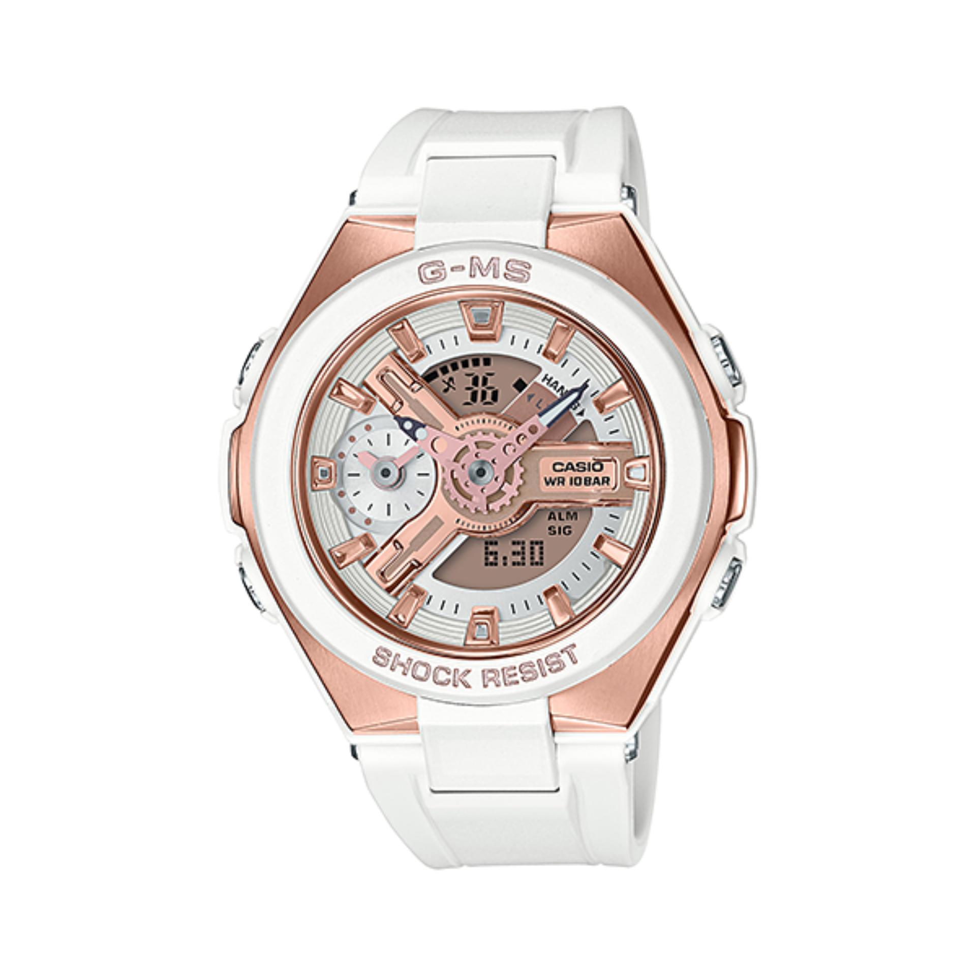 Casio Baby G G Ms Dual Dial Ladies Watch Msg 400G 7A Shopping
