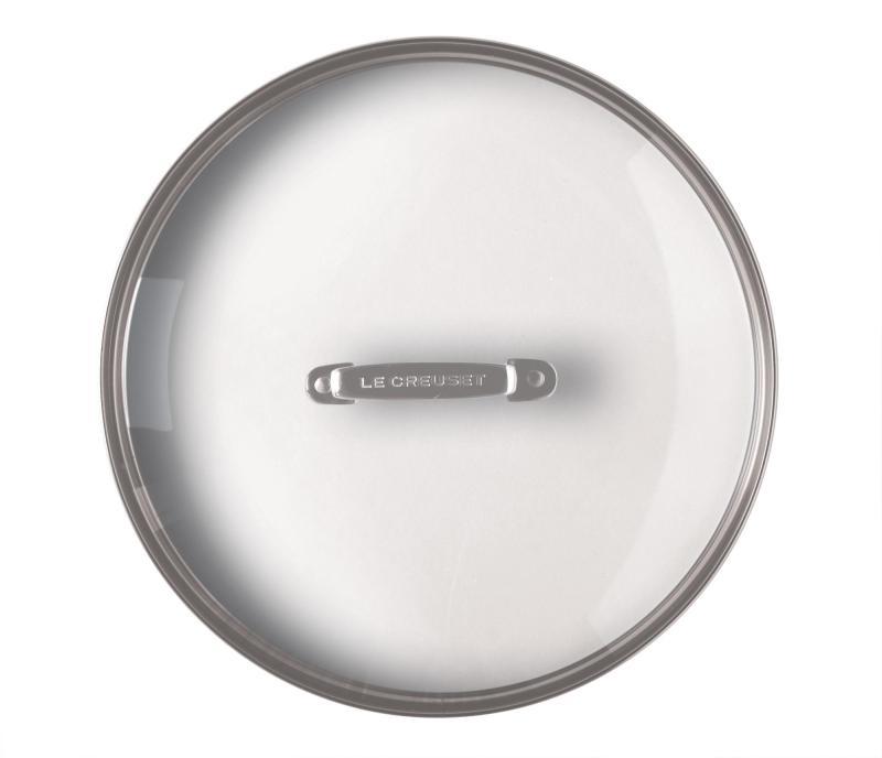 Le Creuset Glass Lid 22cm Accessory for Toughened Non-Stick Pan - Online Exclusive Singapore