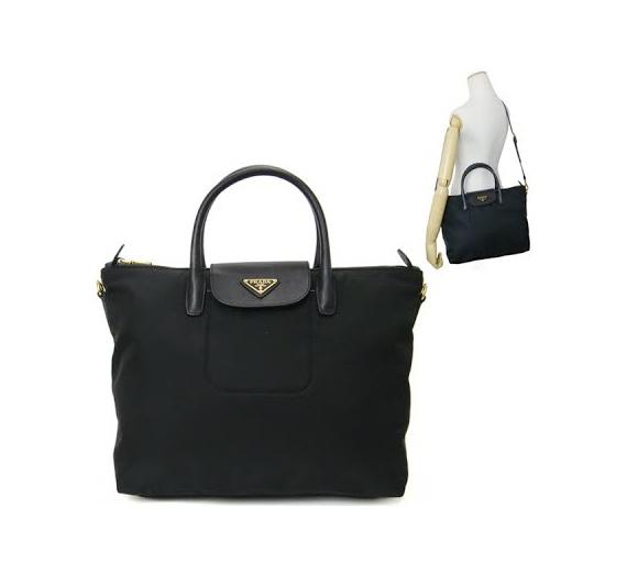 c0015a5041c2 discount code for 100 authentic prada bn2541 tessuto saffiano tote bag 3  4d61e 3d450