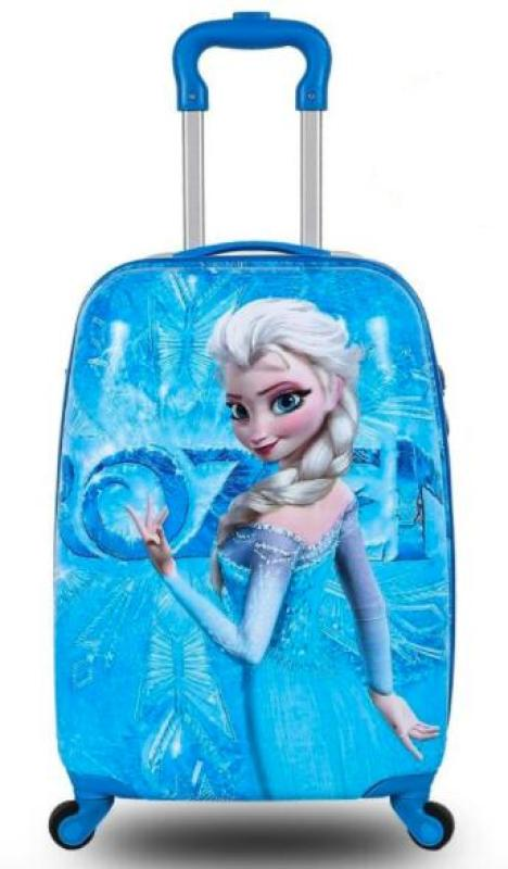 Kid Luggage 19 inch with Hard Shell Trolley