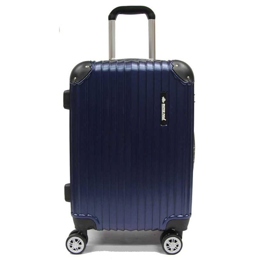 New 20 Inch Cabin Size Abs Expandable Luggage With 8 Spinner Wheels And Tsa Lock