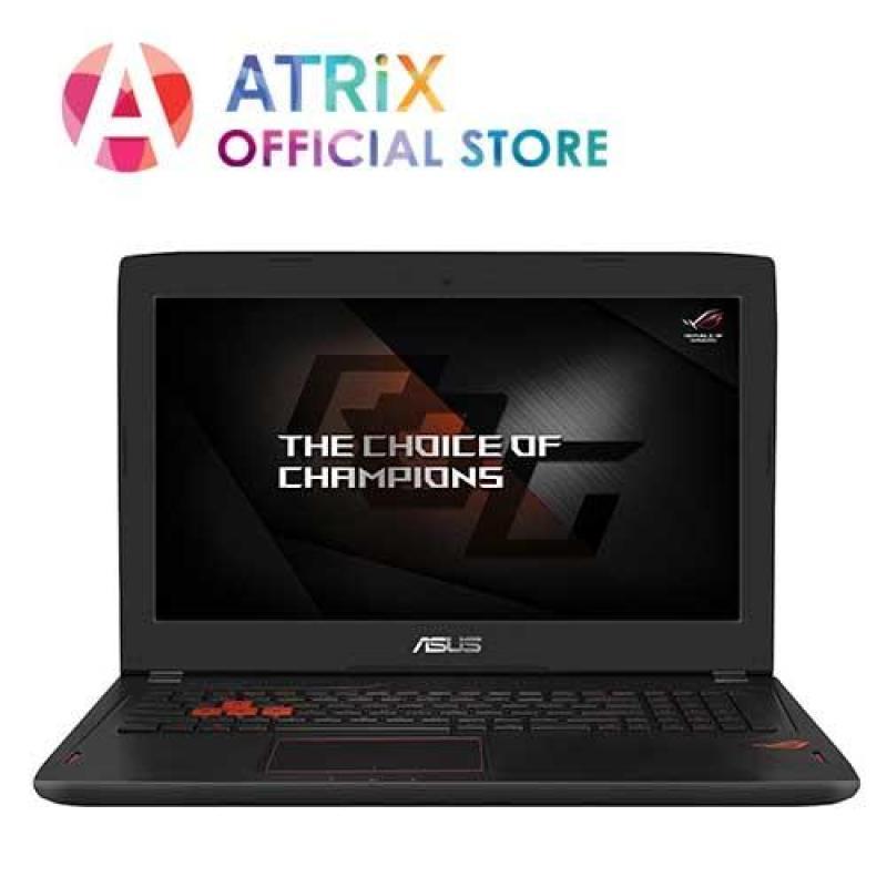 ASUS ROG Strix GL502VM-FY219T | Intel Core i7-7700HQ | 16GB DDR4 Ram | 128GB M.2 SSD + 1TB HDD | NVIDIA GeForce GTX1060 GDDR5 6GB | 15.6 FHD